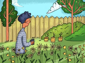 il est possible de faire quelques aménagements pour gagner davantage d'intimité dehors. Voici donc 4 façons de se protéger du vis-à-vis dans un jardin