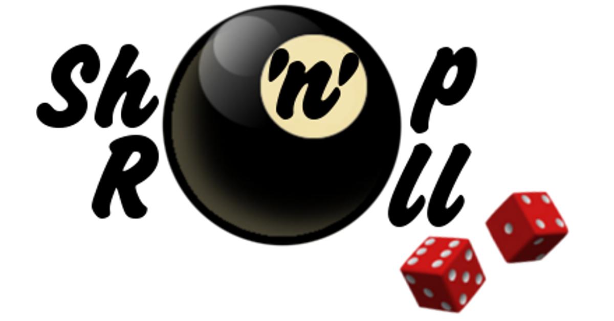 Shop'n'roll logo