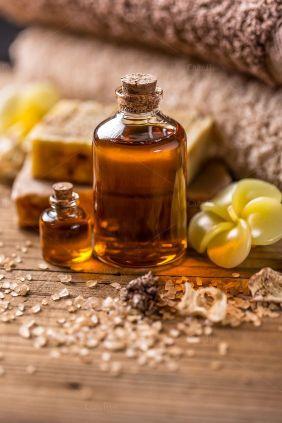 Masque, soin, cheveux, huile végétale, bain d'huile, méthode loc.