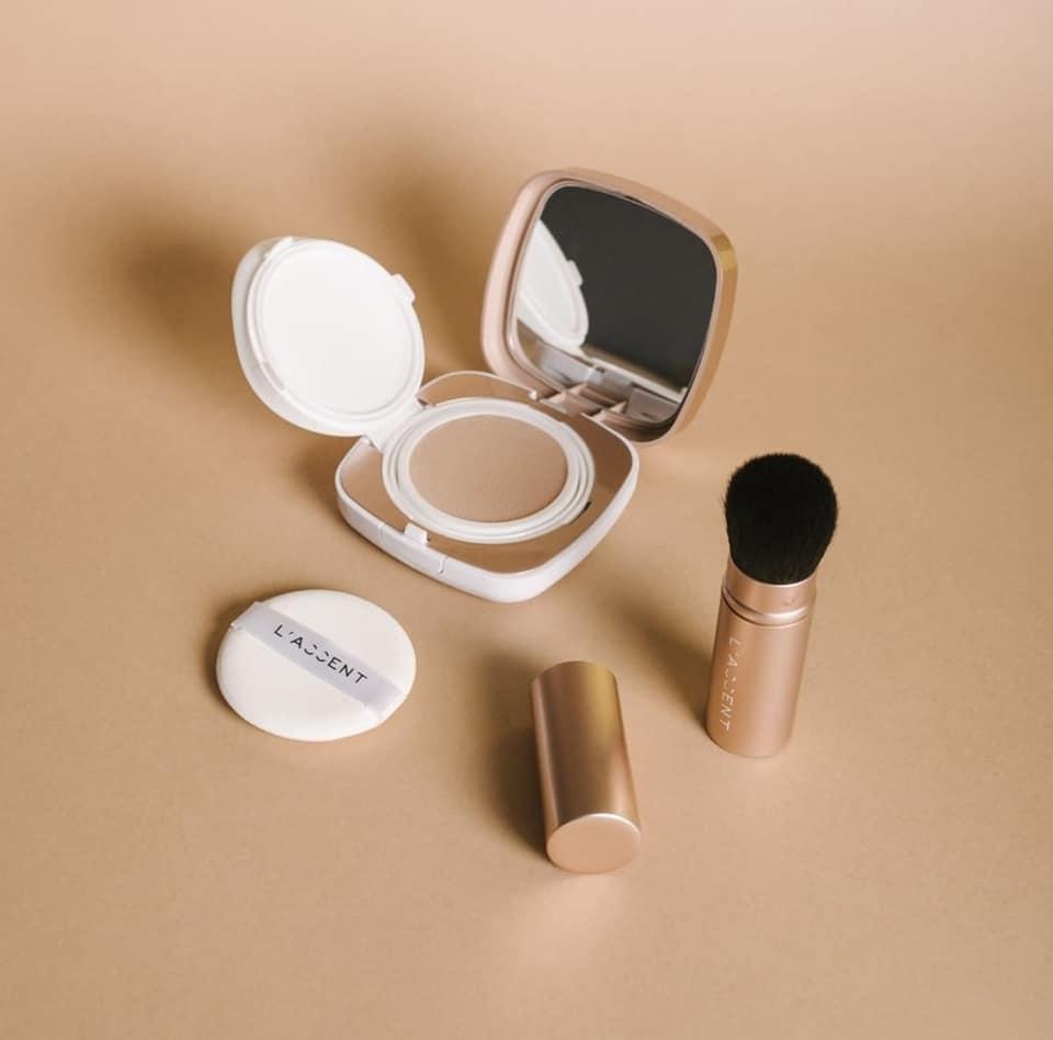 L'Accent Cosmétique est la première marque de dermo-maquillage.