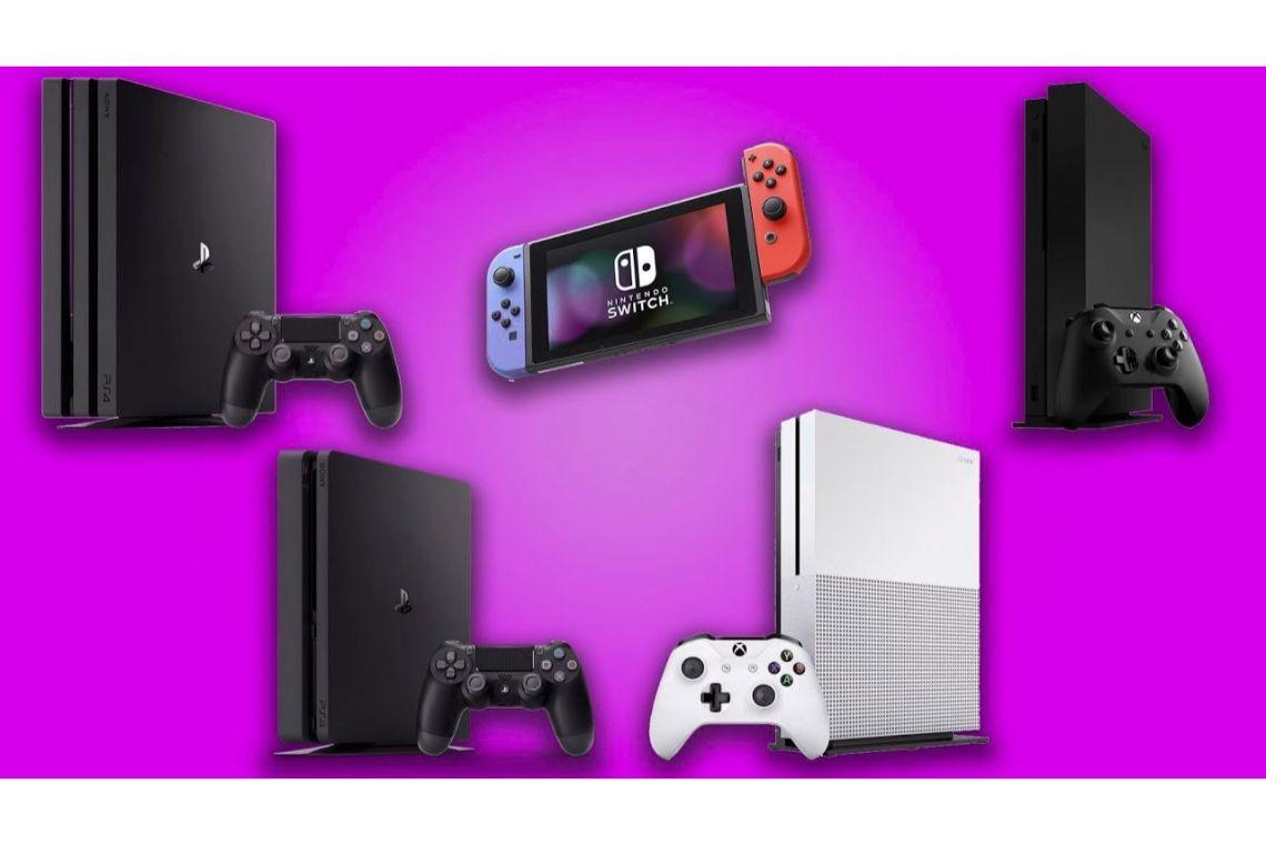 choisir une console parmi tant d'autres