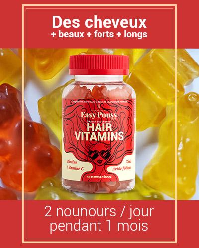 Préserver son capital beauté grâce aux nutricosmétiques  (gummies Hair vitamins de Shandrani)
