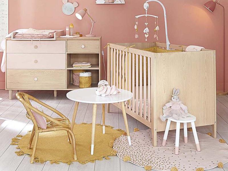Puériculture : tops/flops des achats pour la chambre de bébé