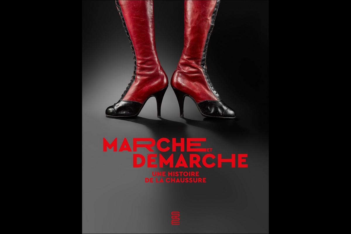 Expo Marche et Démarche au MAD de Paris
