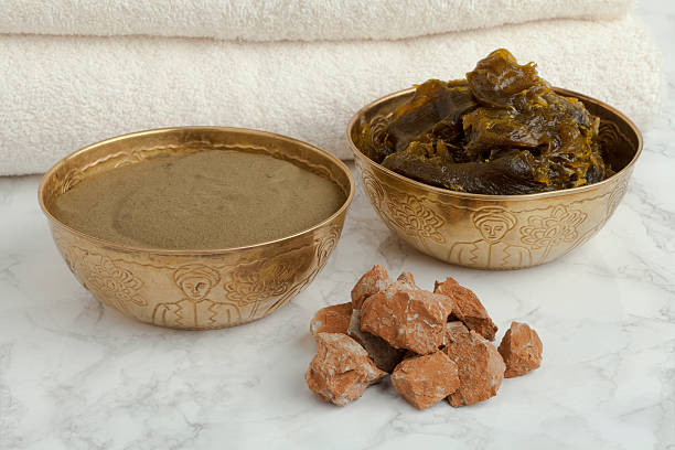 Le savon noir et le ghassoul Orient-All Bio sont des végétaux 100% naturels. Photo : Istock