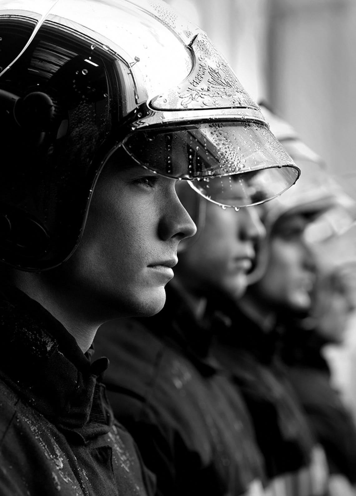 On Fire : Fred Goudon et ses pompiers nus