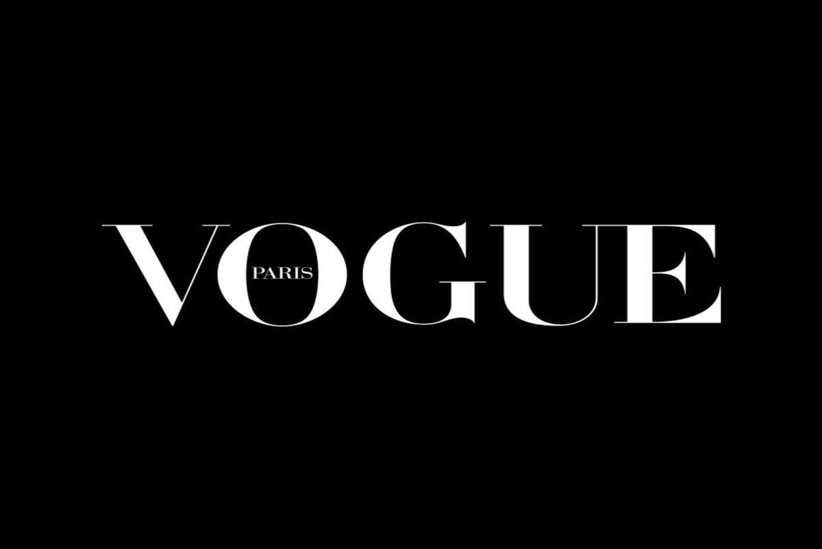 Logo magazine Vogue Paris