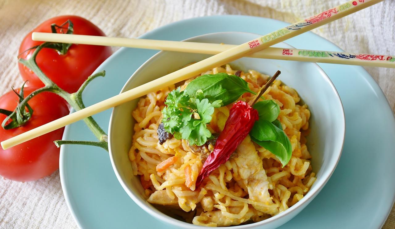 Prendre des cours de cuisine asiatique en ligne