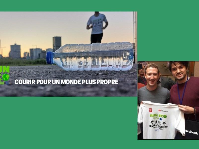 plogging - la RET et Monsieur Facebook