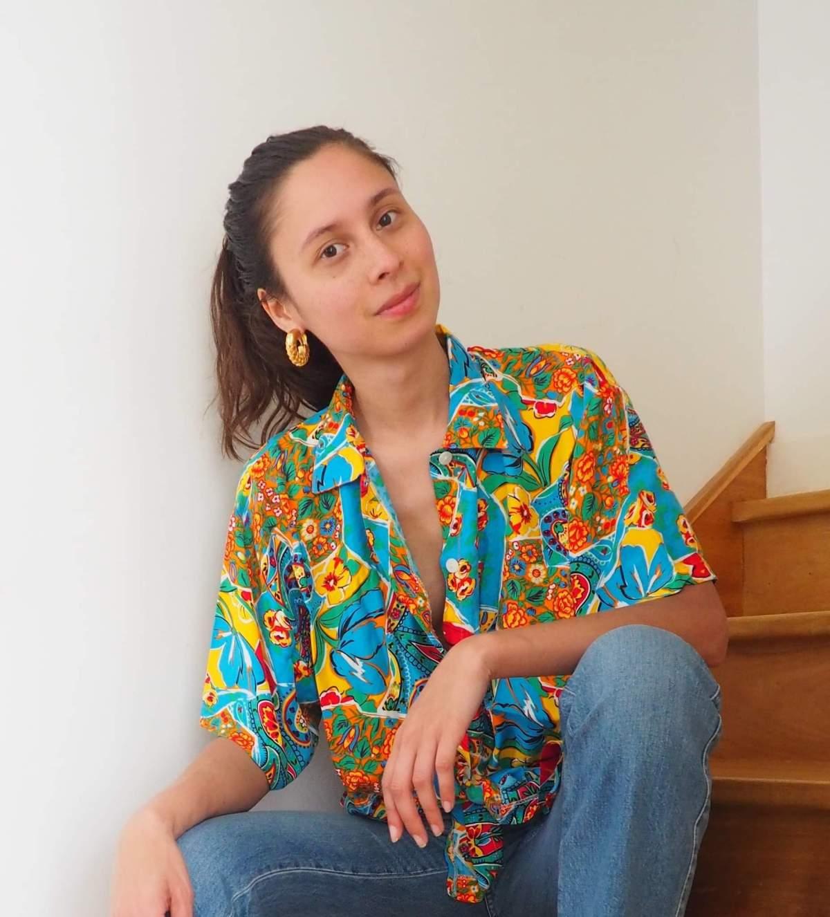 Portrait d'Amélie, fondatrice d'Allure Singulière.
