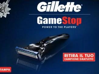 Campione Omaggio Gillette Fusion Proglide