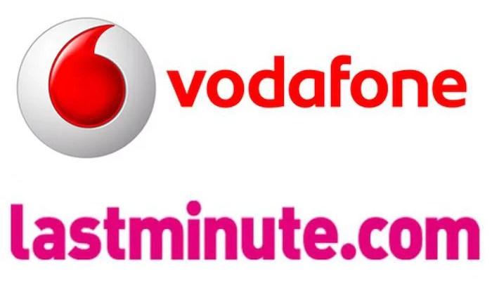 Buono Sconto Lastminute.com: omaggio Vodafone