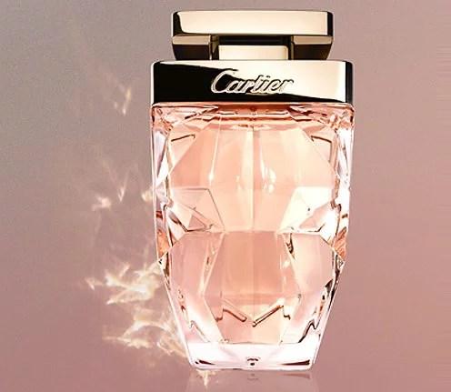 Campioni omaggio profumo Cartier La Panthère