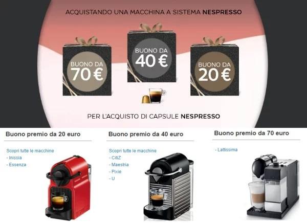 Capsule di caffè Nespresso su Amazon