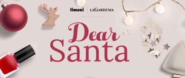 Dear Santa Concorso Limoni La Gardenia