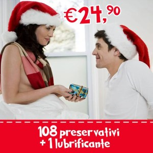 Condomix Promozione Natale 2015