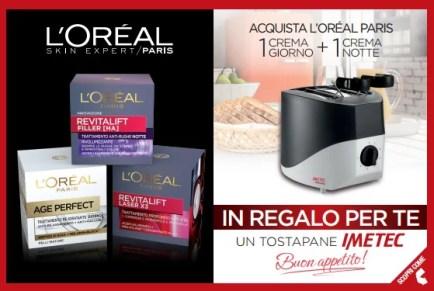 L'Oréal Paris ti regala un risveglio scattante