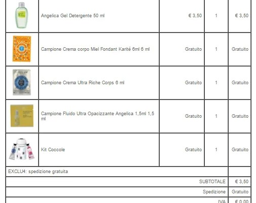 Love L'Occitane: concorso e kit omaggio con acquisto