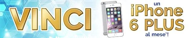 Vinci un iPhone 6 Plus Casa Henkel