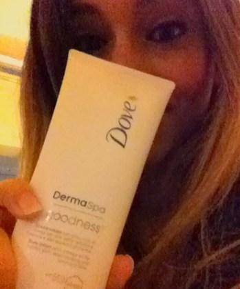 Tester Dove DermaSpa Goodness