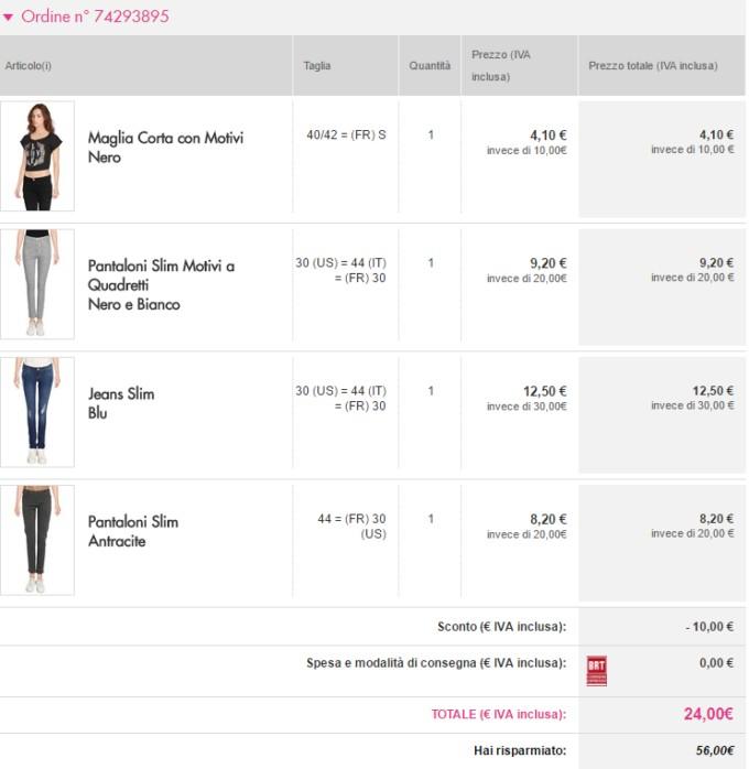 Vendita Privata Alcott su Showroomprivè: shopping a piccoli prezzi