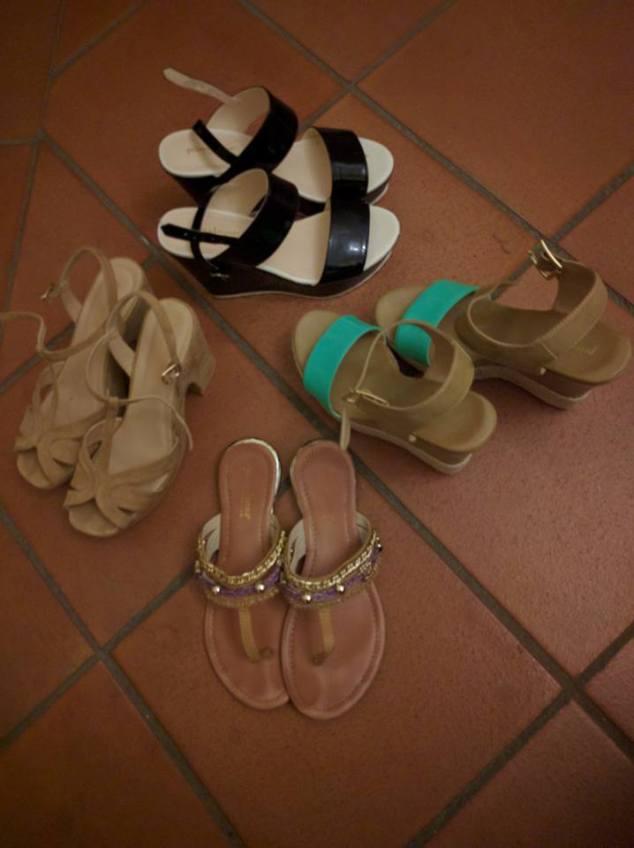 Scarpe Primadonna comprate in una vendita privata su Vente-Privee