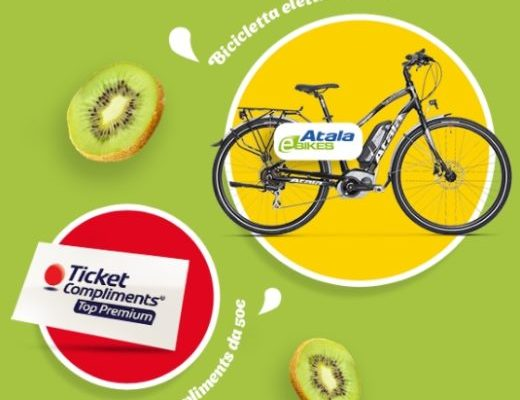 Concorso Zespri Collection: ticket compliments e bici in palio