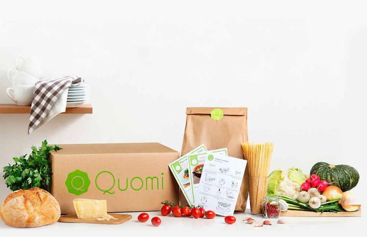 Food Box Quomi