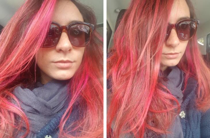 Maschere pigmentate: attenzione ai capelli!