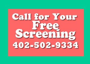 Call for a free hypnosis screening in Omaha