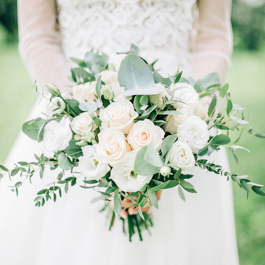 summer wedding bouquet inspiration