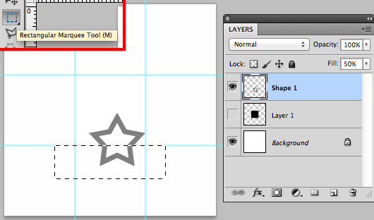 How to Create Pattern with Custom Shape in Photoshop | OmahPSD