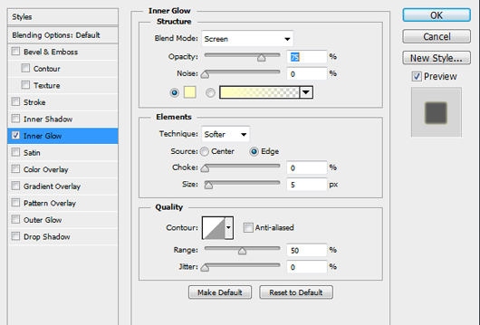 Layer Styles Guide