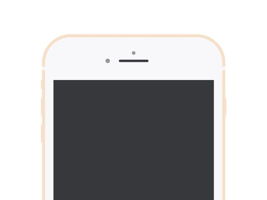 iPhone 7 and 7 Plus Vector Templates (AI, SVG) by Brooks Clarke