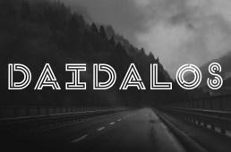 Daidalos Typeface by ATT
