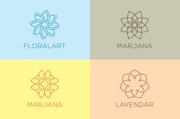 4 Free Luxury Logos by Md Atiqur Rahman
