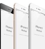 Free iPhone 6 Plus Mockkup by Vlad Litvin