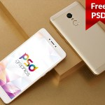 Android Smartphone Mockup – Free PSD