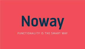 Noway Free Font - Regular and Italic