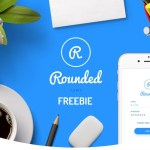 Round Mobile UI Kit Free Demo (Sketch)
