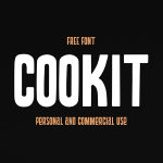 Cookit – Free Font