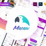 Macau UI Kit Free Demo