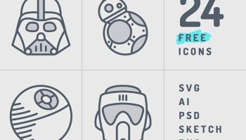 120+ Free Colorful Ficons Icons (PSD) – OmahPSD