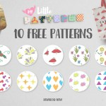 10 Free My Little Patterns