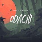 Odachi – Free Brush Font