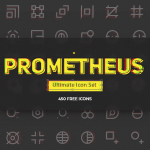 Prometheus Free Icon Set