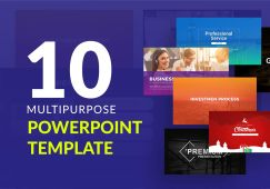 Free Multipurpose PowerPoint Template