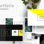 Creative Portfolio Powerpoint Presentation