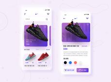 Free Shoes Store Concept App
