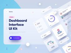 Free Dashboard UI Elements (Sketch)